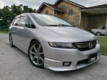 2009 HONDA ODYSSEY 2009 Honda Odyssey 2.4 RB1 (A) Absolute Spec