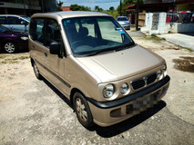 2002 PERODUA KENARI 1.0 EZ FULL Spec(AUTO)2002 Only 1 Careful LADY Owner, LOW Mileage, TIPTOP, ACCIDENT-Free, DIRECT-Owner, NEGOTIABLE with FULL Spec