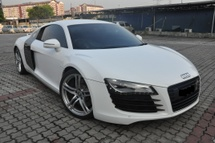 2008 AUDI R8  4.2 FSI Limited Carbon Package