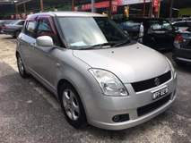 2006 SUZUKI SWIFT 1.5 (A)