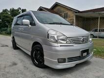 2007 NISSAN SERENA 2007 Nissan SERENA 2.0 (A) HIGH-WAY STAR