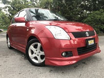 2006 SUZUKI SWIFT 1.5 (A) BODYKIT NURSE OWNER LIKE NEW