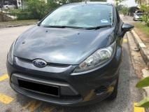 2011 FORD FIESTA 1.6L (A) CARKING ORIGINAL TIPTOP CAR BOLEH FULL LOAN