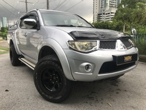 2011 MITSUBISHI TRITON 2.5 (A) CANOPY WITH ECU HPS 280 LIKE NEW