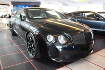2010 BENTLEY GT GT SUPERSPORTS COUPE 6.0