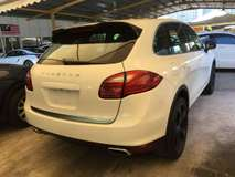 2012 PORSCHE CAYENNE 3.6 JAPAN SPEC ACTUAL YEAR MAKE SST INCLUSIVE NO HIDDEN CHARGE