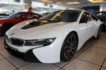 2016 BMW I8 I8 HYBRID COUPE