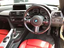 2014 BMW 4 SERIES 420I M SPORT COUPE 2 DOORS PARKING CAMERA JAPAN RED LEATHER MEMORY SEAT 2014 UNREG
