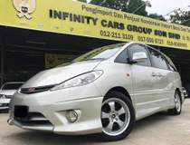 2002 TOYOTA ESTIMA 3.0 CAR KING PERFECT CONDITON NICE MPV CAR WORTH BUYING