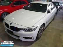 2016 BMW 4 SERIES 420i M Sport 4 Doors Rear Camera Power Boot Local AP Unreg