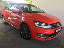 2018 VOLKSWAGEN VENTO 1.2 TSI HIGHLINE LED PRE-REG (NEW) 2018