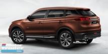 2018 PROTON EXORA NEW X70 SUV BOOKING NOW !