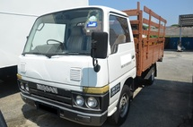 2000 Nissan Cabstar Wooden Body 10ft 2.0cc Petrol 1 ton 2500kg