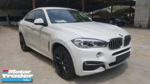 2016 BMW X6 M50d Unreg 1 YEAR WARRANTY
