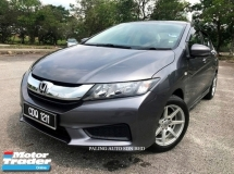 2016 HONDA CITY  1.5 (A) S+ NEW MODEL