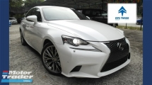 2014 LEXUS IS250 2014 Lexus IS250 2.5 Local F Sport