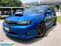 2010 SUBARU IMPREZA WRX  STI VERSION II HIGH SPEC LIMITED EDITION MODEL TIPTOP CONDITION LOW MILEAGE ONE OWNER