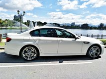 2013 BMW M5 Sedan 4.4 Unreg