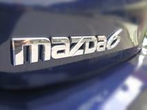2012 MAZDA 6 2.5 SDN 5EAT
