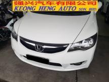 2009 HONDA CIVIC 1.8 S I VTEC (ACTUAL YR MADE 2009)