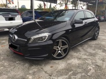 2014 MERCEDES-BENZ A250 MERCEDES BENZ A250 AMG LOCAL GENUINE MILEAGE FULL SERVICE RECORD