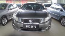 2008 HONDA ACCORD 2.4 i-VTEC