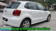 2012 VOLKSWAGEN POLO 1.2 TSI TURBO CBU NEW GO WITH NICE NO 75 FULL LOAN
