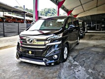 2016 TOYOTA VELLFIRE 2.5X (2 power doors) - Lowest Price