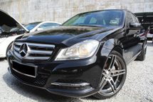 2013 MERCEDES-BENZ C-CLASS C180 1.6 TURBO 7SPED BLUE EFFICIENCY