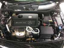 2014 MERCEDES-BENZ A-CLASS A45 2.0 AMG EDITION SCROLL TURBO 360 HP