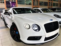 2015 BENTLEY CONTINENTAL 4.0 (A) V8S CONCOURS LUXURY SPORT SERIES UNREG