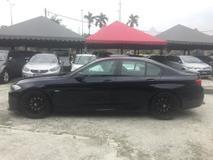 2012 BMW 5 SERIES 520i M-SPORT 2.0 (A) SUNROOF TWIN TURBO