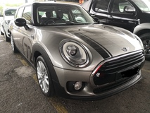 2016 MINI 5 DOOR 1.5 CLUBMAN/ZERO SST/FULLY IMPORTED