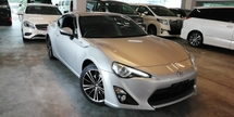 2013 TOYOTA 86 2.0 GT Limited