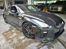 2016 NISSAN SKYLINE GTR 35 Black Edition
