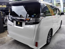 2016 TOYOTA VELLFIRE 2.5ZG Edition (PRICE WITH SST)