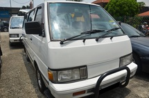 1997 NISSAN VANETTE C22 Window Van 1.5cc Petrol 8 Seater Air Conditioning