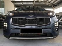 2017 KIA SPORTAGE KIA SPORTAGE GT 2.0l DIESEL AWD