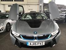 2015 BMW I8 1.5/EDRIVE/PLUG IN HYBRID/UNREG