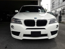 2013 BMW X3 2.0 M SPORT JAPAN SPEC FACELIFT