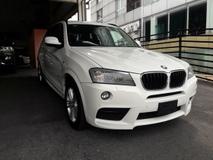 2013 BMW X3 2.0 M SPORT JAPAN SPEC FACELIFT
