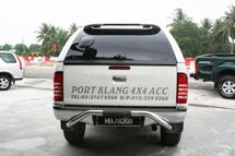 Toyota Hilux Vigo 9 bar rear bumper bar Other Accesories