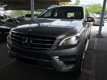 2014 MERCEDES-BENZ ML 350/AMG/CBU/UNDER WARRANTY