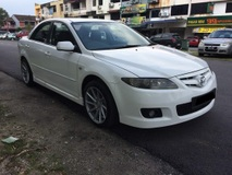 2006 MAZDA 6 2.3 (A) TIPTOP CONDITION