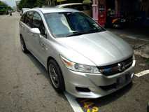 2010 HONDA STREAM 1.8 i-VTEC RSZ FULL Spec(AUTO)2010.13 Only 1 UNCLE Owner, 87K Mileage, TIPTOP,ACCIDENT-Free, DIRECT-Owner,DVD&GPS & REVERSE Cam