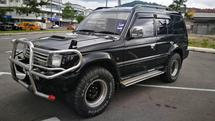 1999 MITSUBISHI PAJERO ESTATE WAGON GL
