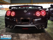 2016 NISSAN GT-R Unreg GTR BLACK EDITION 3.8 V6 Twin turbo coupe 2 doors