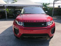 2015 LAND ROVER EVOQUE Range Rover Evoque unregistered