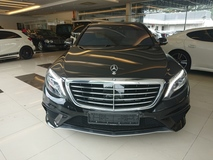 2014 MERCEDES-BENZ S-CLASS S63L AMG unregistered