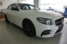 2017 MERCEDES-BENZ E-CLASS E63 AMG DIAMOND WHITE 2017 BRAND NEW